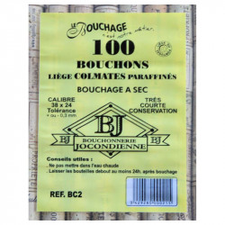 BOUCHON COLMATE 2ANS X100