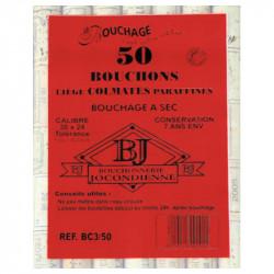 BOUCHON COLMATE 7ANS X50