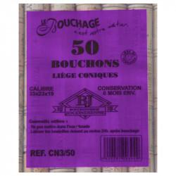 BOUCHON COLMATE CONIQUE X50