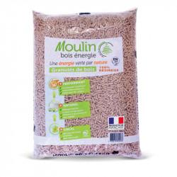 Granulés bois Moulin Bois...
