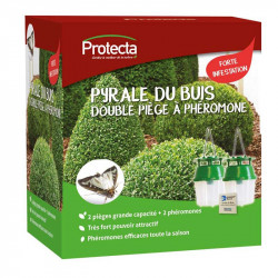 PYRAL'TRAP DOUBLE KIT PROTECTA