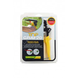 Agrafeuse top graf + chargeur