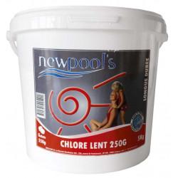 Chlore lent galet 250g La...