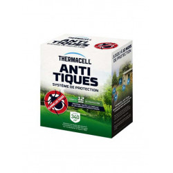 Anti-tiques tube x8 Thermacell