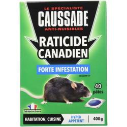 Raticide canadien Caussade